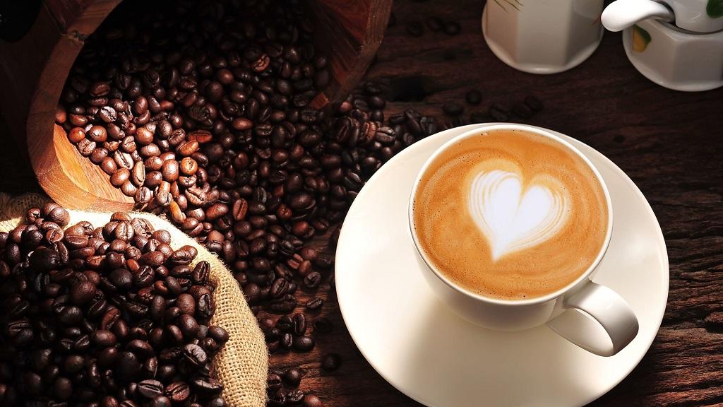 Ly cà phê Cappuccino