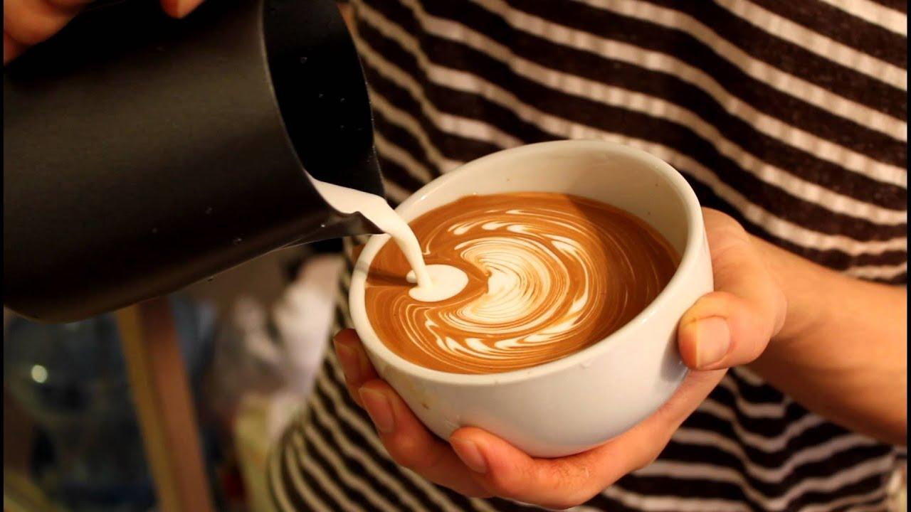 Cách làm 1 ly Cappuccino