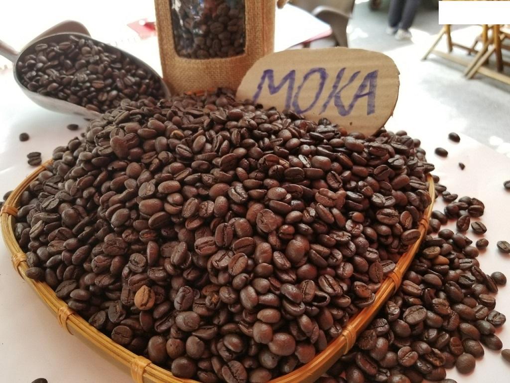 Hình ảnh Cà phê Moka là một nhánh của Cà phê Arabica