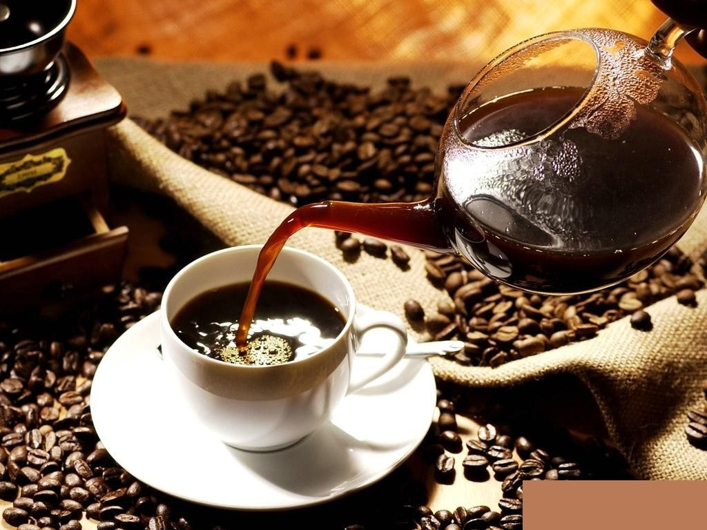 Hình ảnh thực tế ly Cà phê Arabica