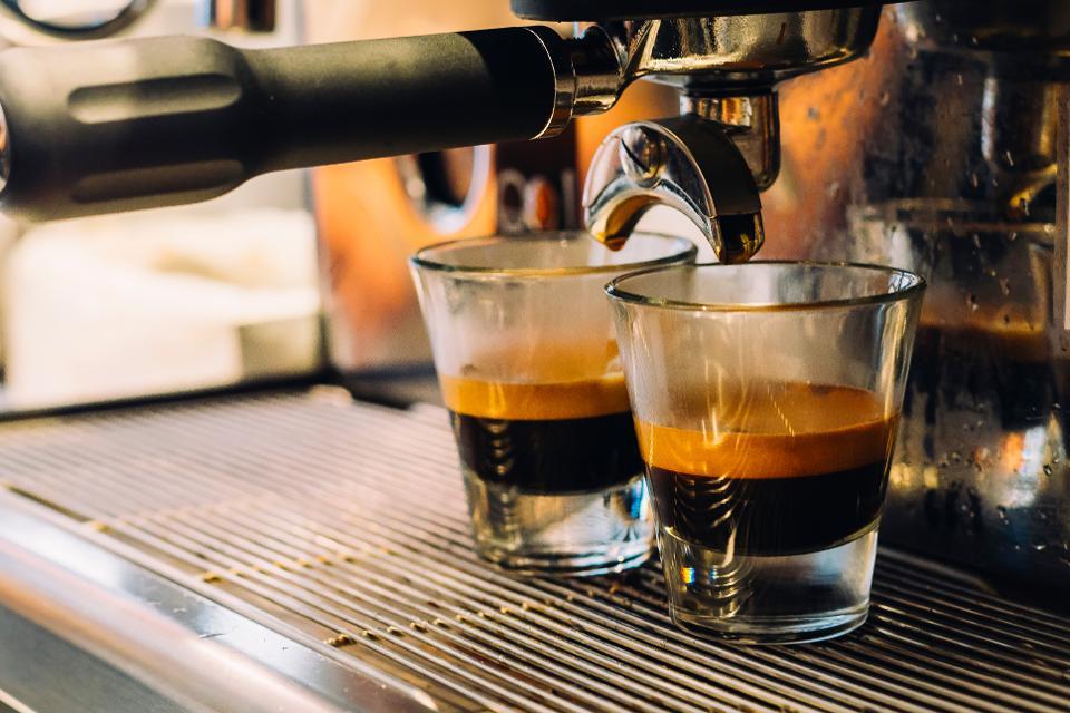 Cách pha cà phê Espresso