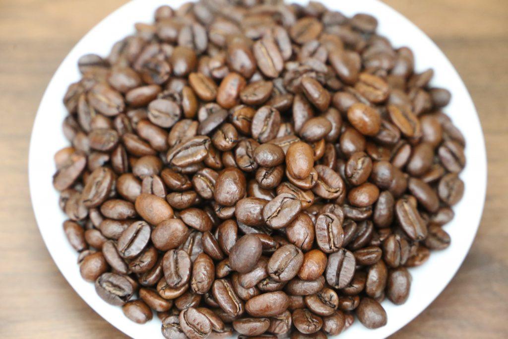 Hình ảnh hạt cà phê Arabica