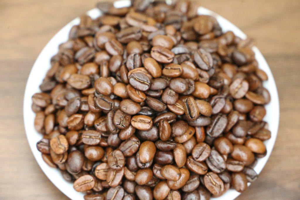 Hình ảnh hạt Cà phê Moka