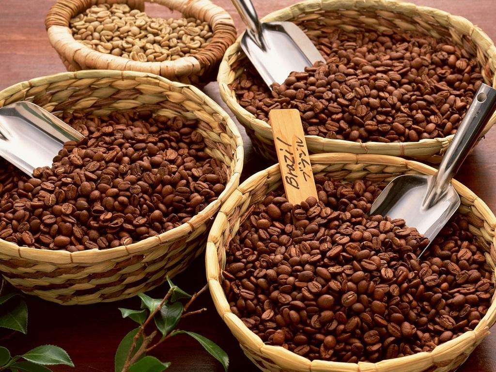 Hình ảnh hạt Cà phê nguyên chất