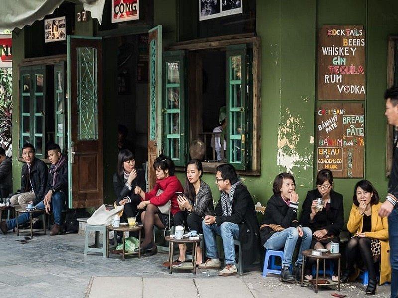 Hình ảnh Quán cafe cóc