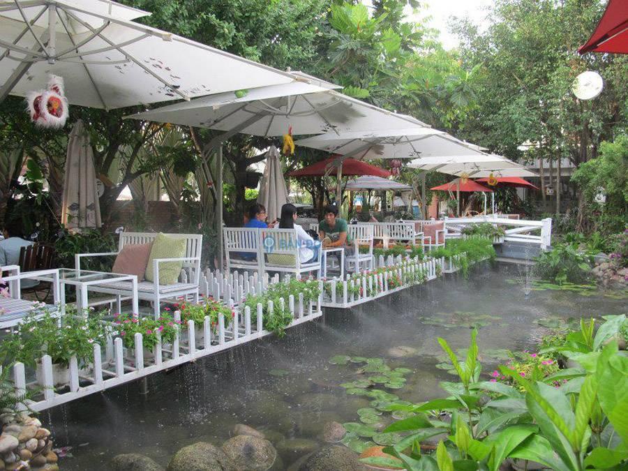 Hình ảnh Quán cafe sân vườn