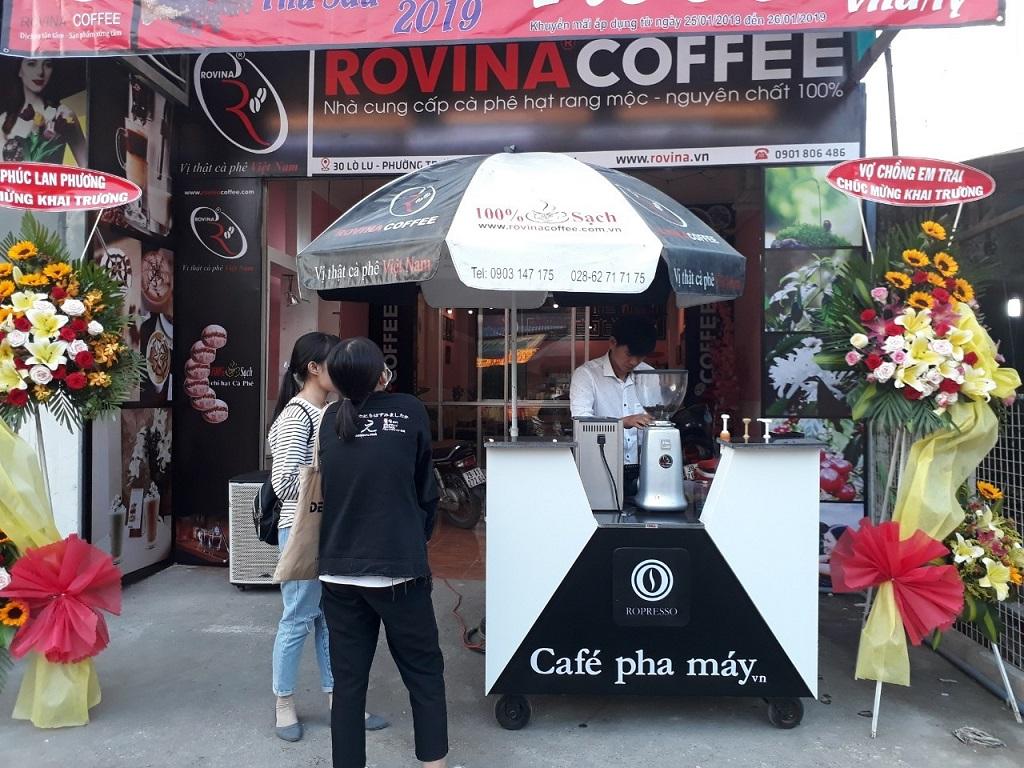Hình ảnh quán Cà phê take away