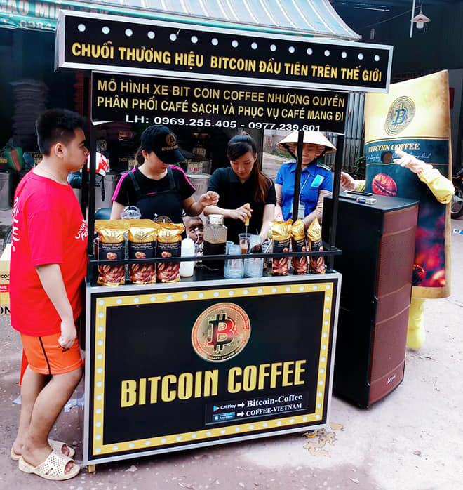Kinh doanh Quán Cà phê take away