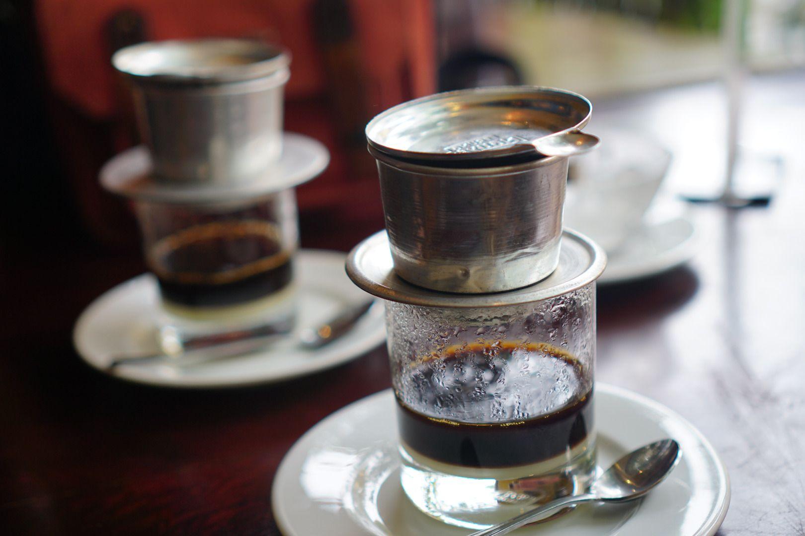Phin Pha Cafe bằng Nhôm