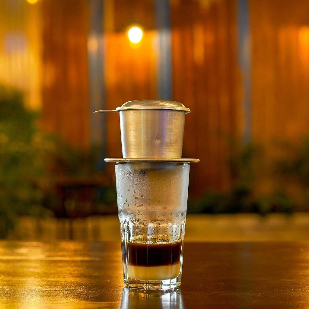 Cách pha chế Cà phê sữa ngon