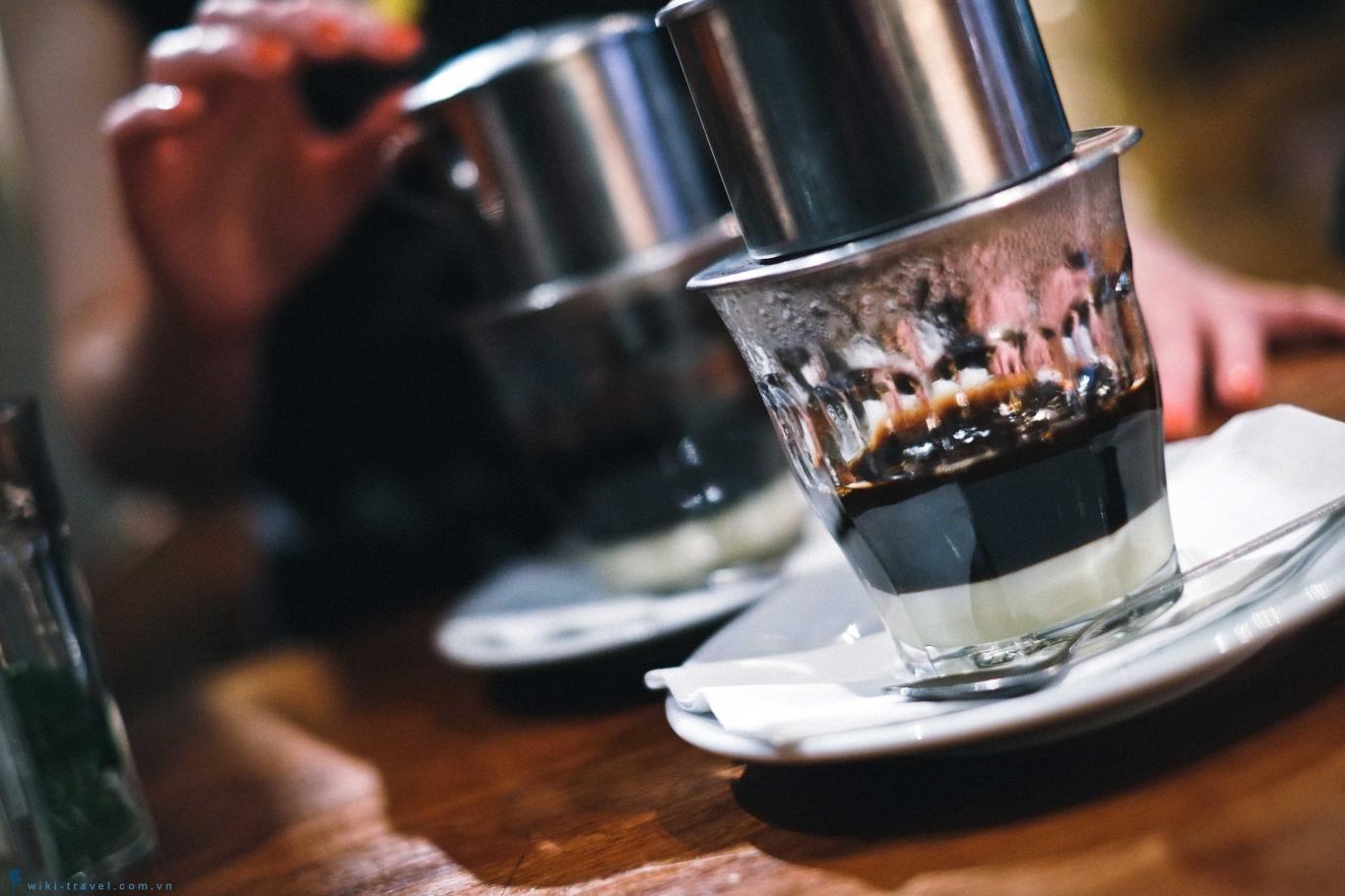 Cách pha Cà phê sữa