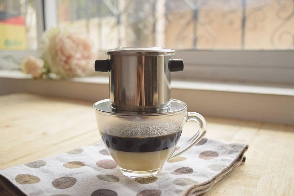 Định nghĩa Cà phê sữa