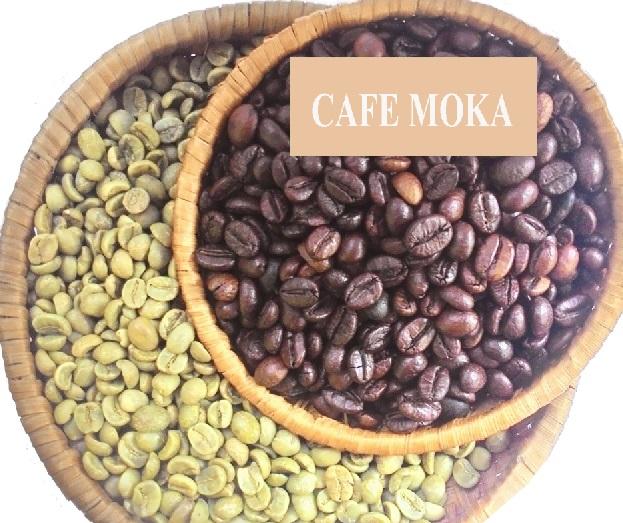Hình ảnh thực tế cà phê Moka