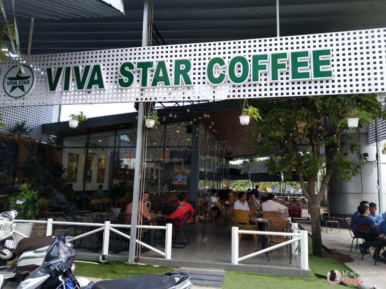Nhượng quyền cà phê Viva Star Coffee