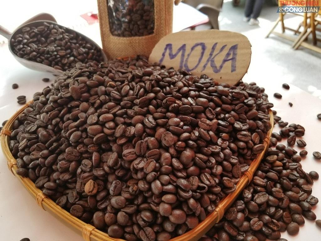 Hình ảnh Cà phê Moka Cầu Đất