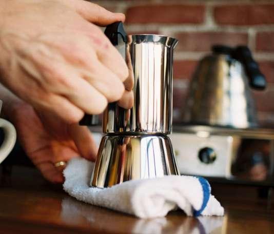 Hướng dẫn Cách pha chế cà phê với Moka Pot