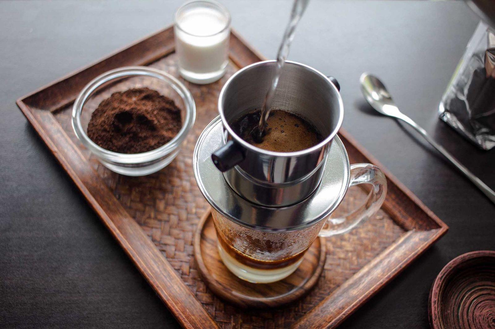 Hướng dẫn Cách Pha Cafe Ngon