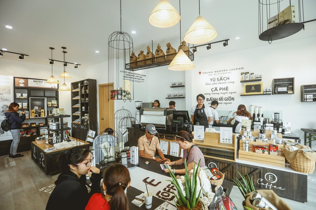 Quy Trình Quản Lý Quán Cafe