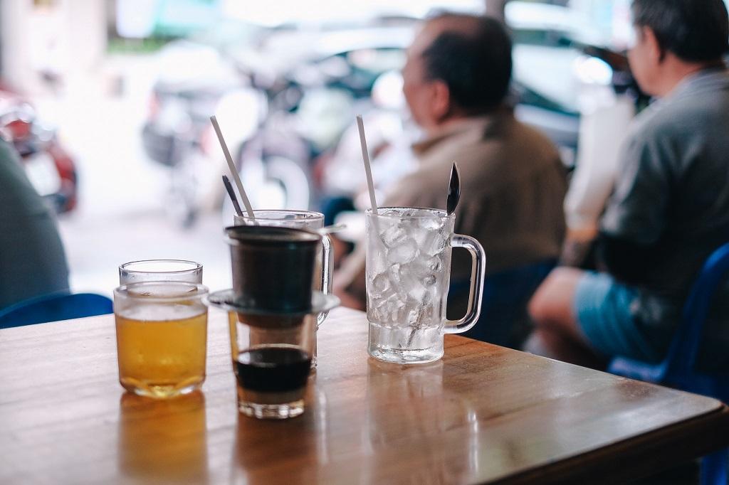 Cách Thưởng Thức Cafe