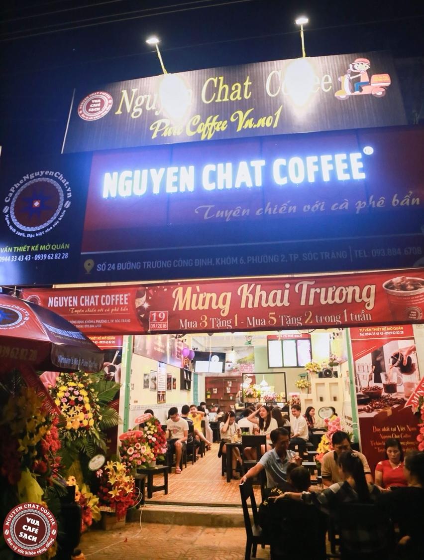 Kinh nghiệm khi Khai Trương Quán Cafe