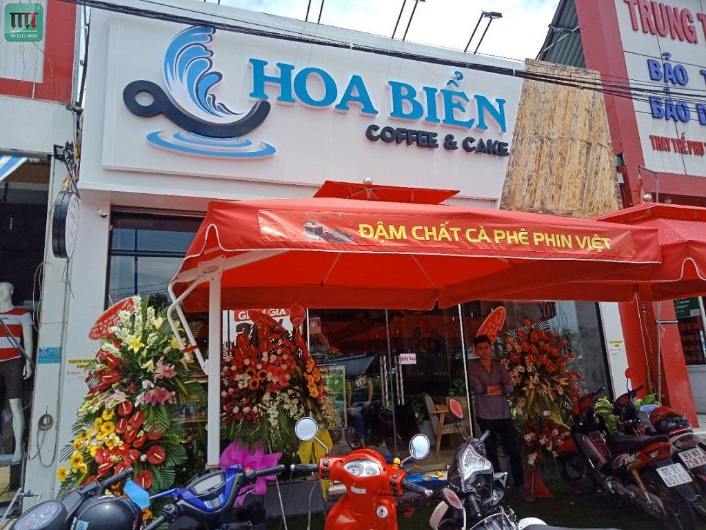 Kinh nghiệm Khai Trương Quán Cafe