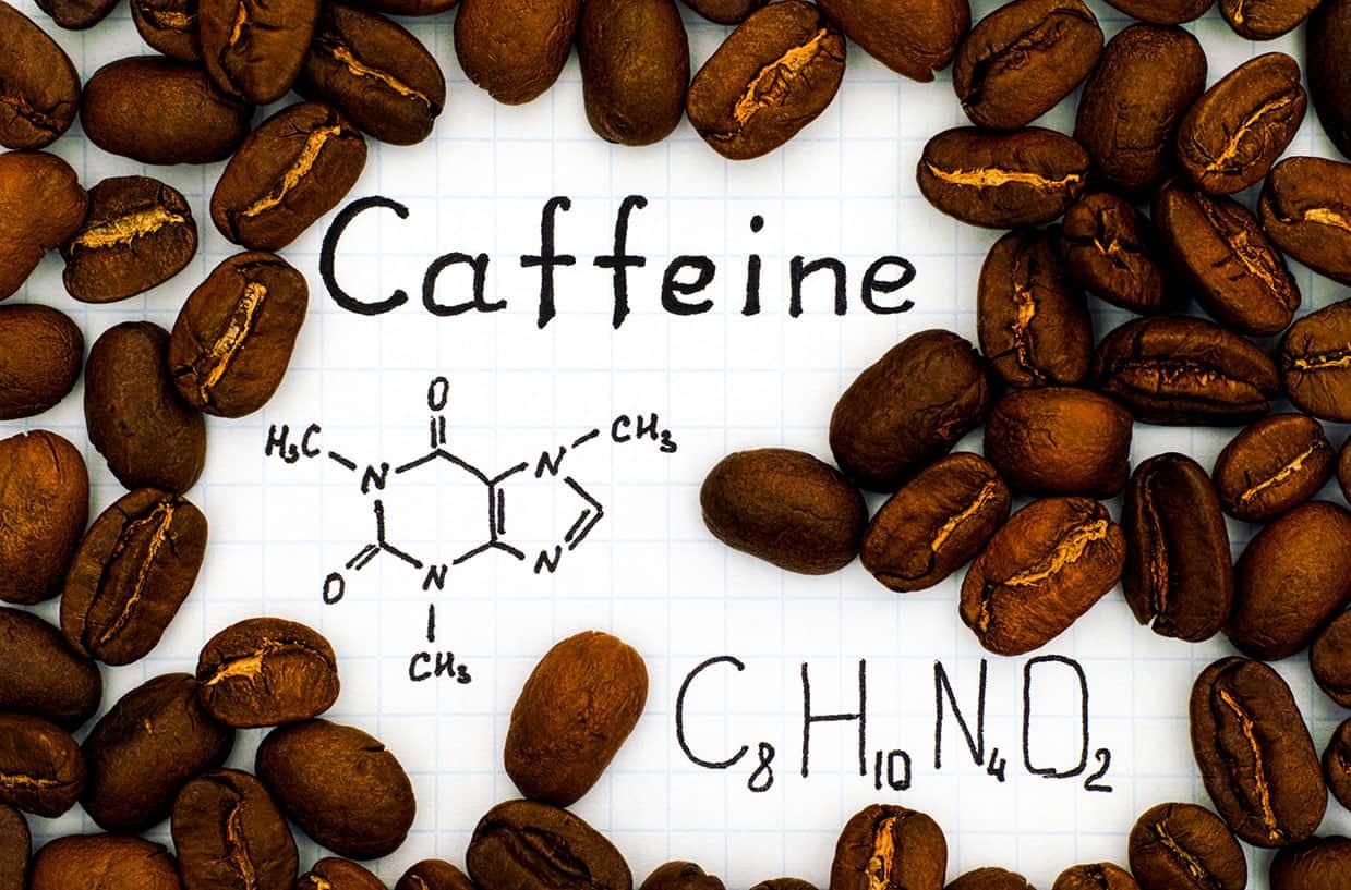 Cơ chế hoạt động của Caffein