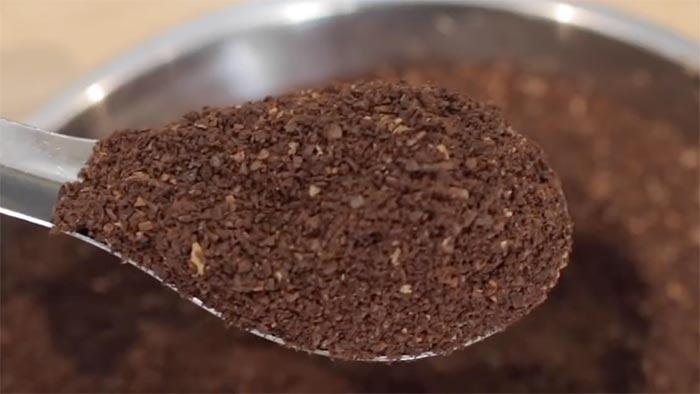 Bột cafe xay thô